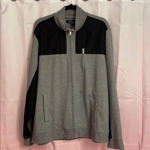 Men's ALFANI zip up sweatshirt